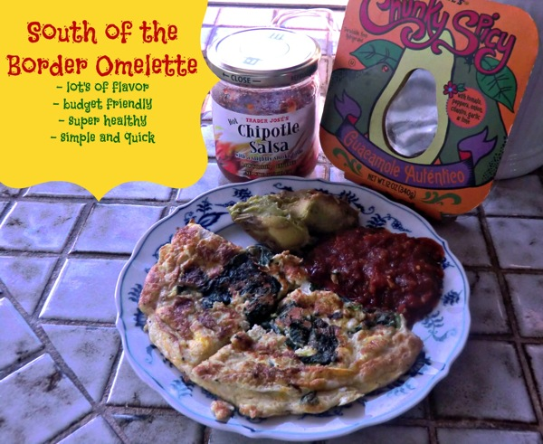 Southwest Omelette