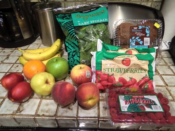 TJ s groceries