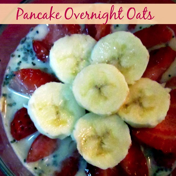 Pancake Overnight Oats 2