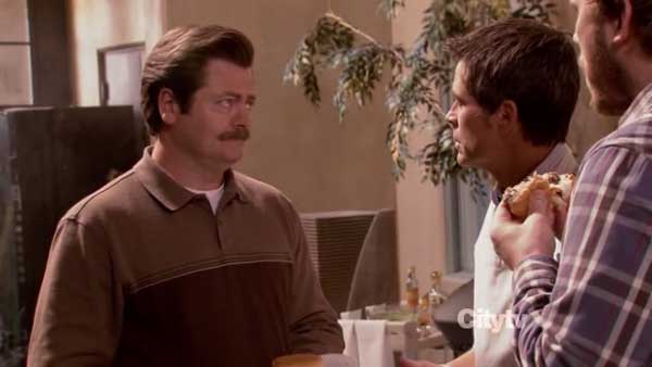Ron Swanson Burger Contest16