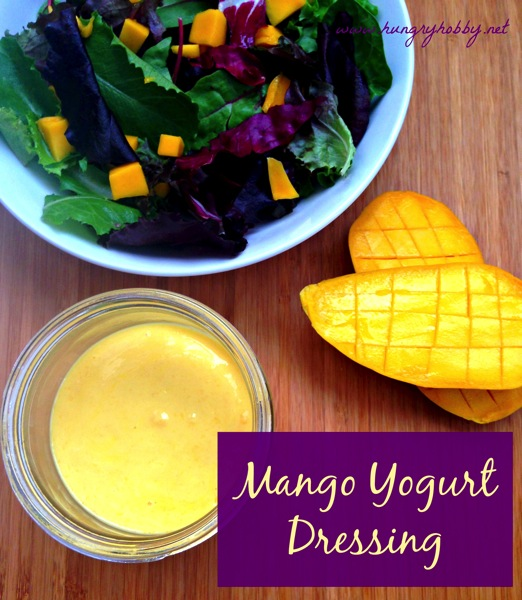 Mango Yogurt Dressing jpg